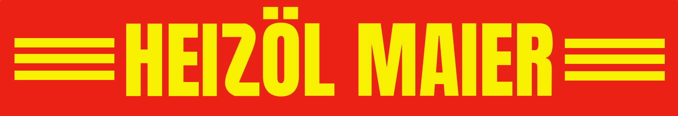 Heizöl Maier - Logo